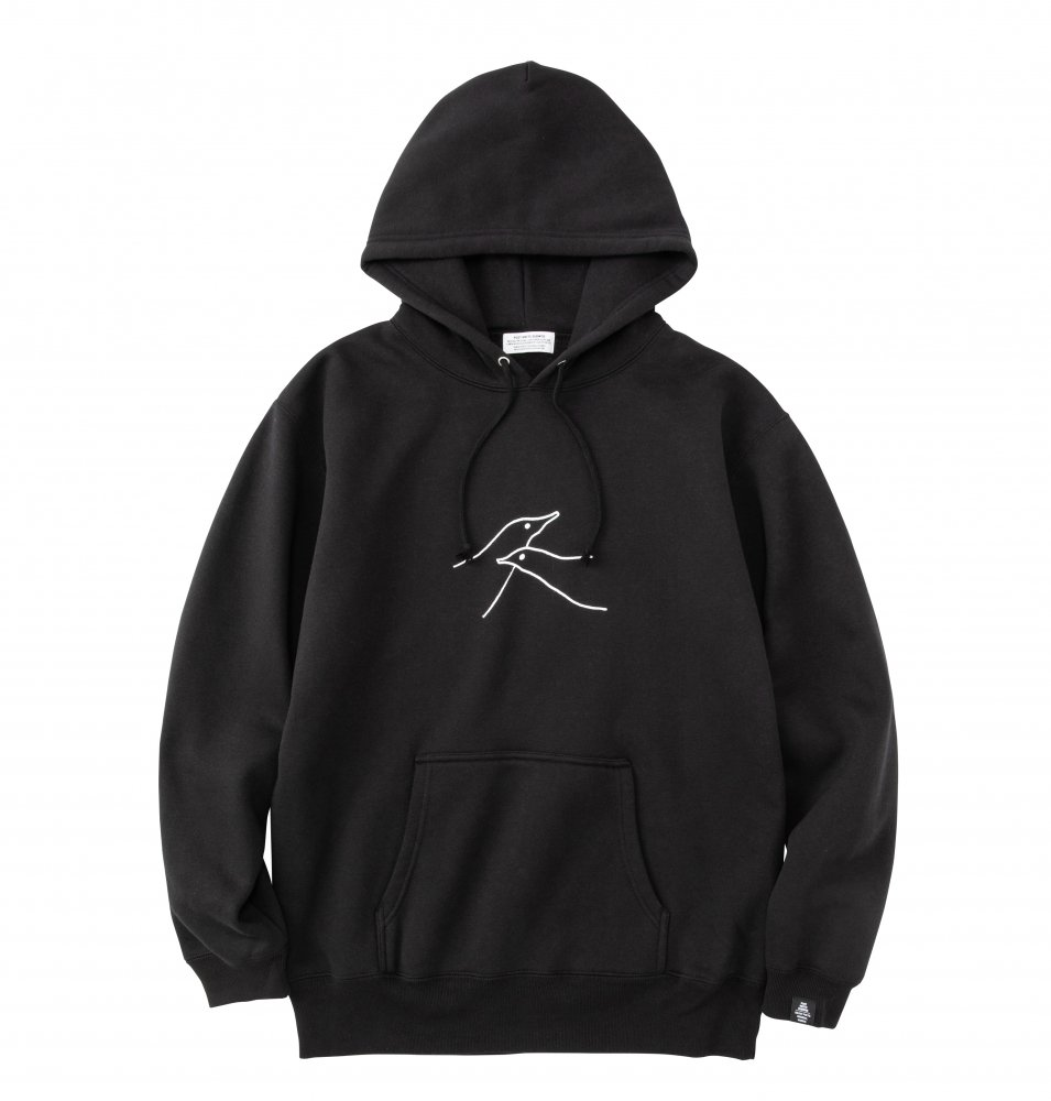 BIRDS Hoodie<img class='new_mark_img2' src='https://img.shop-pro.jp/img/new/icons8.gif' style='border:none;display:inline;margin:0px;padding:0px;width:auto;' />