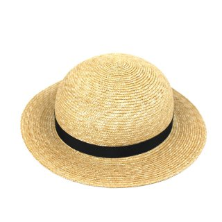 【直営店限定】STRAW BRAID KIDS HAT
