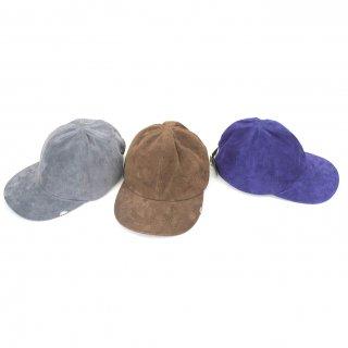 LEATHER FATIGUE CAP