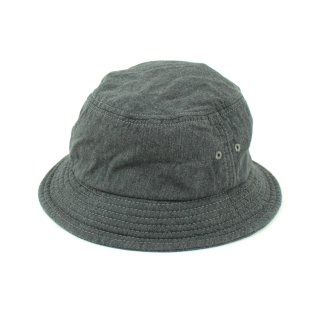 JACQUARD QUILT BUCKET HAT