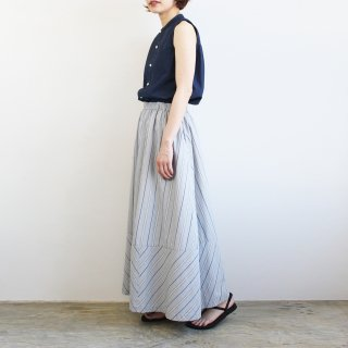 <img class='new_mark_img1' src='https://img.shop-pro.jp/img/new/icons16.gif' style='border:none;display:inline;margin:0px;padding:0px;width:auto;' />【30%OFF】MAXI FLARE SKIRT