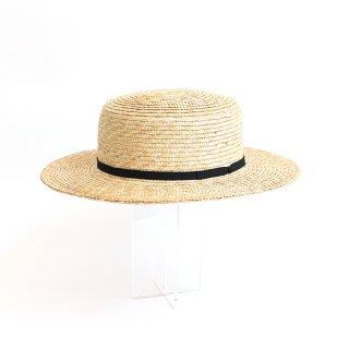 WHEAT BRAID HAT(COMESANDGOES)