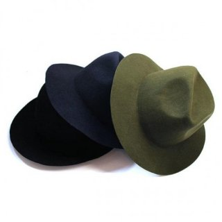 <img class='new_mark_img1' src='https://img.shop-pro.jp/img/new/icons16.gif' style='border:none;display:inline;margin:0px;padding:0px;width:auto;' />[50%OFF]  FELT HAT