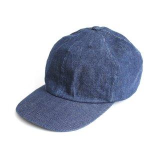 LEATHER BUCKLE CAP