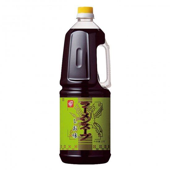 ラーメンスープしお味1.8L