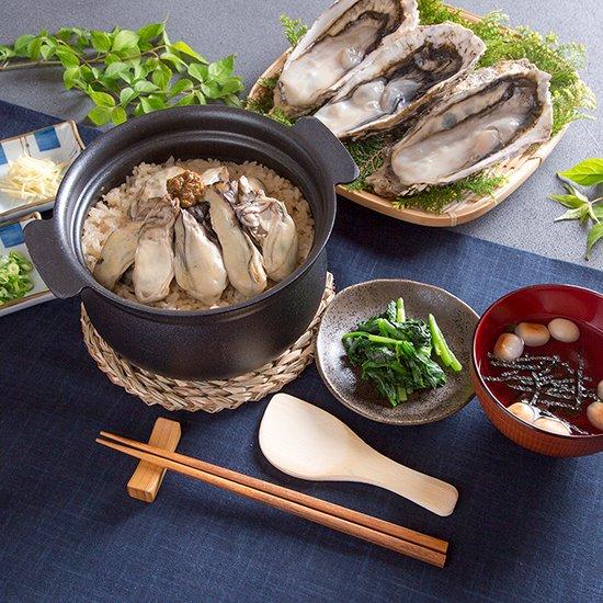 牡蠣飯_箸