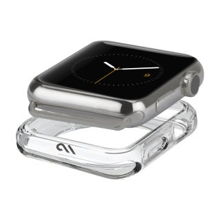 【Apple Wacth本体をしっかりガード】Case-mate Apple Watch 6,SE,5,4,3,2,1(42mm/44mm) Tough Naked Bumper