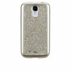 【キラキラと輝く美しいケース】 Galaxy S4 SC-04E Glam Case Champagne
