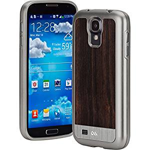 【天然の木材を使ったケース】 Galaxy S4 SC-04E Woods Case Rosewood