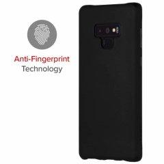 【スリムボディなのに耐衝撃性抜群!】Galaxy Note9 Tough-Black