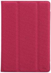 【薄い iPad mini ケース】 iPad mini 3/2/1 Textured Tuxedo Case Lipstick Pink