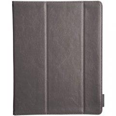【横開きブックスタイルケース】 iPad 2〜4世代 SlimFrame Case Grey / Grey