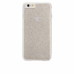 【iPhone6s/6 ケース 透き通る 輝き】 iPhone6s/6 Sheer Glam Case Champagne Gold シアー グラム ケース シャンパン ゴールド