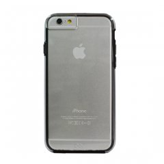【iPhone6s/6 ケース 2層構造でしっかりと保護】 iPhone6s/6 Hybrid Tough Naked Case Clear / Black