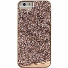 【iPhone6s/6 ケース 水晶を使用】 iPhone6s/6 Brilliance Case Rose Gold ブリリアンス ケース ローズゴールド