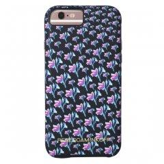【iPhone6s/6 ケース レベッカ・ミンコフ】 iPhone6s/6 Hybrid Tough Print REBECCA MINKOFF Floral Blossom