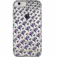 【iPhone6s/6 ケース レベッカ・ミンコフ】 iPhone6s/6 Hybrid Naked Tough Prints REBECCA MINKOFF Floral Blossom