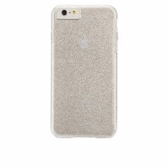 【iPhone6s Plus/6 Plus ケース 透き通る 輝き】 iPhone6s Plus/6 Plus Sheer Glam Case Champagne Gold