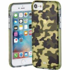 【 迷彩柄!】 iPhone SE(第2世代/2020年発売) / 8/7/6s/6  Urban Camo Case