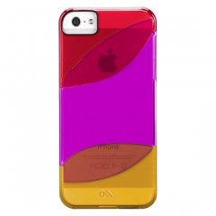 【カラフルなケース】 iPhone SE/5s/5 Colorways Case Flame Red/Lipstick Pink/Tangerine Orange