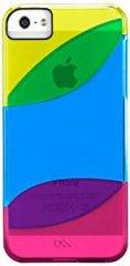 【カラフルなケース】 iPhone SE/5s/5 Colorways Case Red / Yellow / Blue