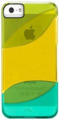 【カラフルなケース】 iPhone SE/5s/5 Colorways Case Lime Green / Yellow  / Turquoise