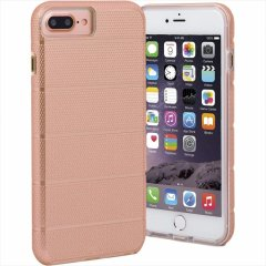 iPhone8 Plus ケース 2層構造で保護 iPhone8 Plus/7 Plus/6s Plus/6 Plus Hybrid Tough Mag Case Rose Gold/Clear