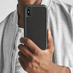 【純正カーボンファイバー素材を背面に使用】iPhoneXS Max Protection Collection-Carbon Fiber