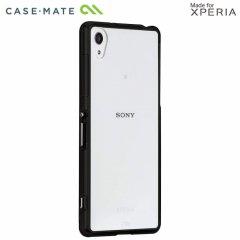 【衝撃に強いケース】 Sony Xperia Z2 docomo SO-03F Hybrid Tough Naked Case Clear/Black