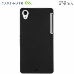 【2種の素材を使った薄いケース】 Sony Xperia Z2 docomo SO-03F Slim Tough Case Black / Silver