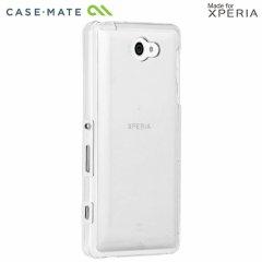 【衝撃に強いケース】 Sony Xperia ZL2 au SOL25 Hybrid Tough Naked Case Clear/Clear
