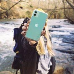 【リサイクル素材から作られた地球にやさしいiPhoneケース】 iPhone 11 / 11 Pro / 11 Pro Max Case Eco94 Eco Clear