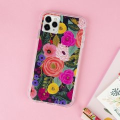 【RIFLE PAPERとのコラボ】 iPhone 11 / 11 Pro / 11 Pro Max Case RIFLE PAPER - Juliet Rose