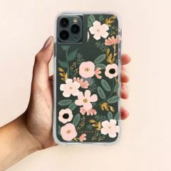 【 RIFLE PAPERとのコラボ】 iPhone 11 / 11 Pro / 11 Pro Max Case RIFLE PAPER - Wildflowers