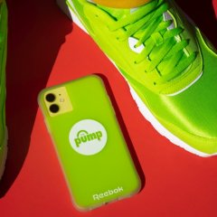 Reebok x Case-Mate pump 25th Anniversary for iPhone 11 全シリーズ / XR / Xs / Xs Max / X
