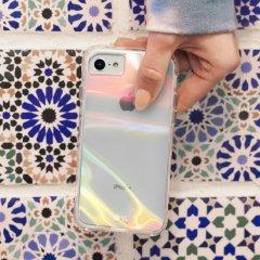 【シャボン玉をイメージした素敵なiPhoneケース】 iPhone SE(第2世代/2020年発売) / 8 / 7 / 6s / 6 Case Soap Bubble
