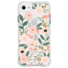 【RIFLE PAPERとのコラボ】iPhone SE(第2世代/2020年発売) / 8 / 7 / 6s / 6 Case RIFLE PAPER - Wildflowers