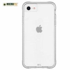 【抗菌コーティング仕様】 Case-Mate Tough Clear Plus for iPhone SE(第2世代/2020年発売) / 8 / 7 / 6s / 6