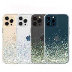 【キラキラと輝く美しさ!+抗菌仕様】iPhone 12 Pro Max Twinkle Ombré - Stardust w/ Micropel