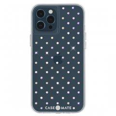 【宝石のように輝くケース+抗菌仕様】iPhone 12 / iPhone 12 Pro 共用 Iridescent Gems w/ Micropel