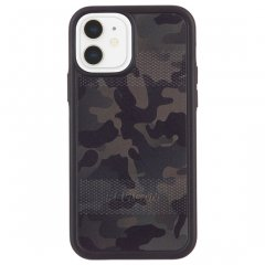 【Pelican × Case-Mate 抗菌仕様】iPhone 12 mini Pelican Protector - Camo Green w/ Micropel