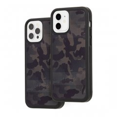【Pelican × Case-Mate 抗菌仕様】iPhone 12 / iPhone 12 Pro 共用 Pelican Protector - Camo Green w/ Micropel