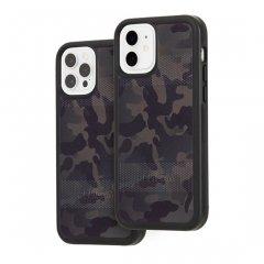 【Pelican × Case-Mate 抗菌仕様】iPhone 12 / iPhone 12 Pro 共用 Pelican Protector - Camo Green w/ Micropel