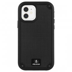 【Pelican × Case-Mate 抗菌仕様】iPhone 12 mini Pelican Shield - Black G10 w/ Micropel ホルスターセット