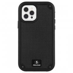 【Pelican × Case-Mate 抗菌仕様】iPhone 12 Pro Max Pelican Shield - Black G10 w/ Micropel ホルスターセット