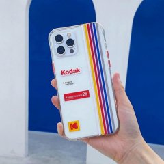 【Kodak × Case-Mate】iPhone 12 / iPhone 12 Pro 共用 White Kodachrome Super 8