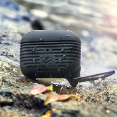【Pelican × Case-Mate】AirPods Pro 抗菌・防塵・防水・耐衝撃ケース AirPods Pro Protector - Black