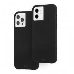 【男性に人気! シンプルでクールなデザイン】iPhone 12 / iPhone 12 Pro 共用 Tough - Black