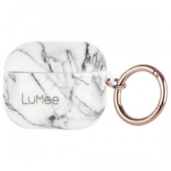 【LuMee × Case-Mate】AirPods Pro ケース White Marble