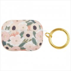 【RIFLE PAPER × Case-Mate ワイヤレス充電もOK】 AirPods PRO 用ケース Rifle Paper Wildflowers